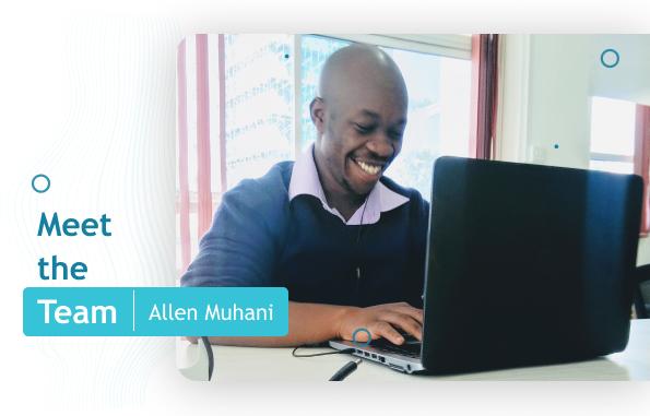Meet Allen, A Backend Software Engineer At mTek-Services