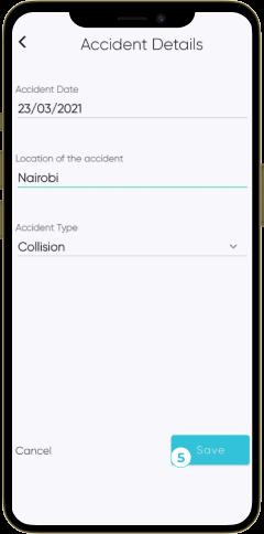 accident details