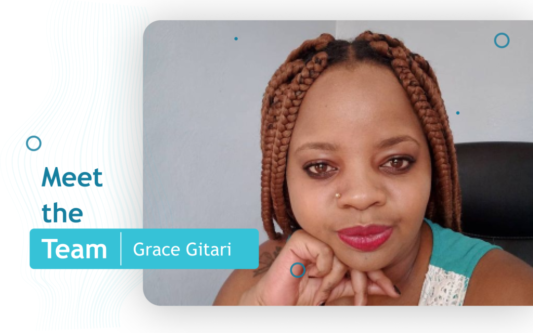 Meet Grace, Personal Assistant and Office Administrator